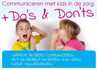 Communiceren met kids in de zorg do's en don'ts