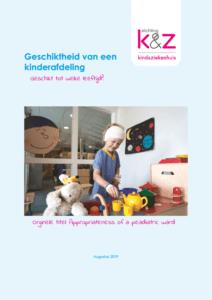Rapport Geschiktheid kinderafdeling