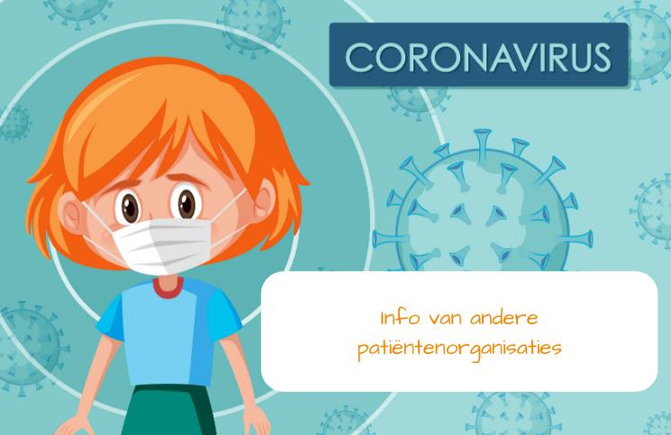 Info voor andere patientenorganisaties